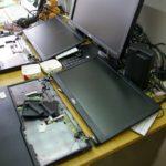 SSD換装、起動しなくなってしまったパソコンからのデータ復元、新しいパソコンのセットアップ(足利)